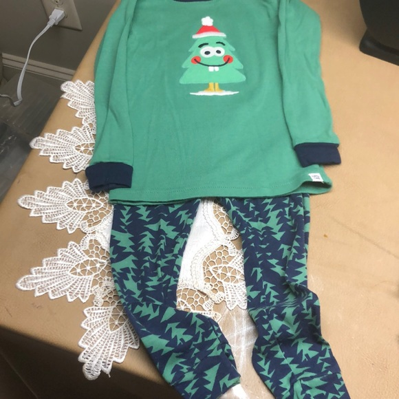 Baby Gap Other - New 2 yr. old Christmas Pajamas Baby Gap